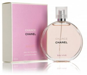 Chanel Chance Vive Eau De Toilette Spray