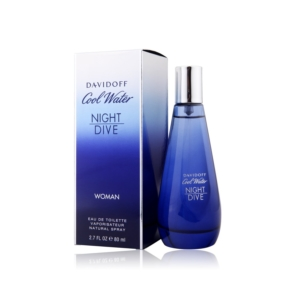 Davidoff Cool Water Night Dive Woman EDT Spray