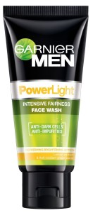 Garnier Men Power Light White Face Wash