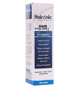 Haironic Hair Vitalizer Oil For Damaged Hair
