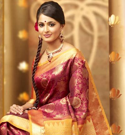 easy hairstyles for sarees with face shape guide  saree