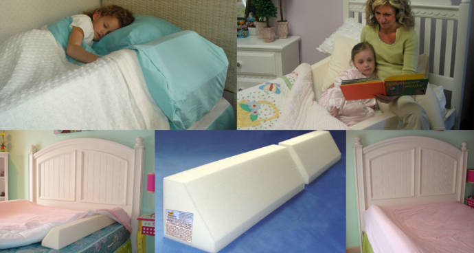 Magic Bumpers Portable Child Bed Safety Guard Rail