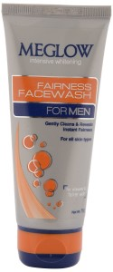 Meglow Fairness Facewash