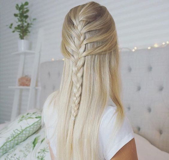 Stylish braid for everyday