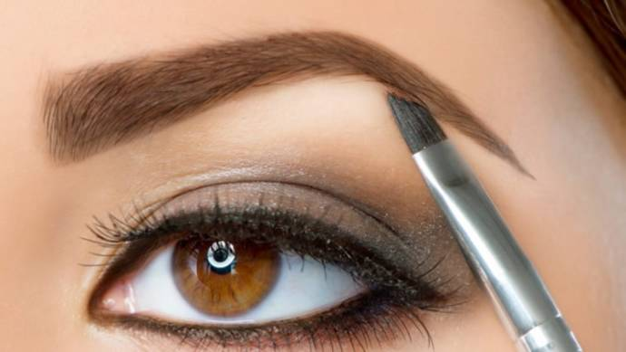 The brow density is also important