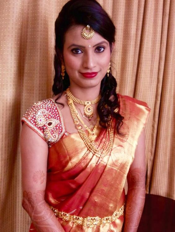 Brilliant Bridal Hairstyles For Indian Wedding Dulhan Hairstyles Short Hairstyles For Black Women Fulllsitofus