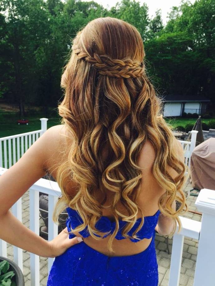 winter-prom-design-hairstyle