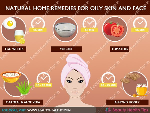 Natural Skin Care Recipes For Oily Skin
