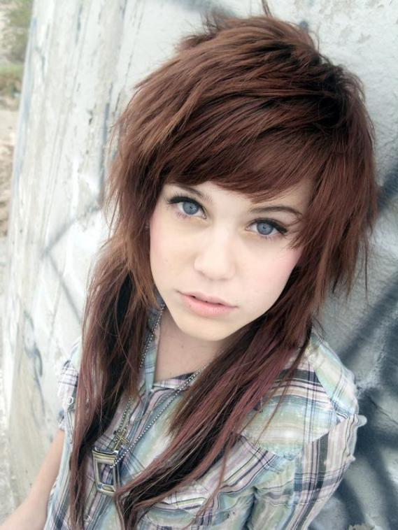 Best Emo Hairstyles Collection