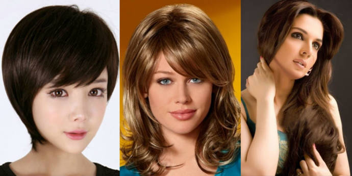 Cutting Hair Styles Endearing Collection Of Feather Cut Hair Styles For Short Medium And Long Hair