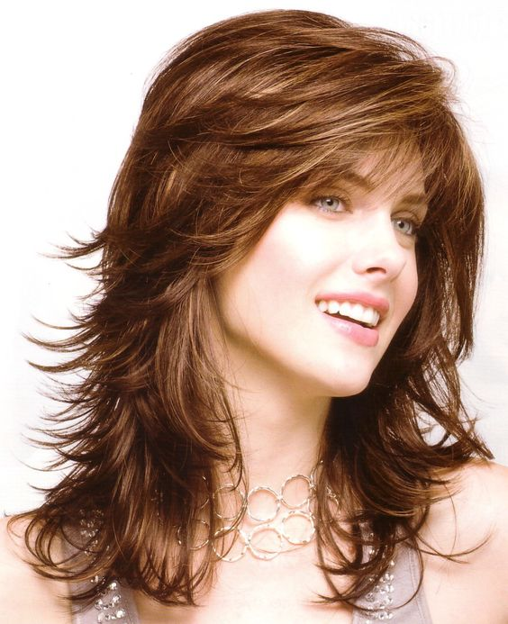 Best Feather Cut Hairstyles Haircuts For Short Medium And Long Hairs