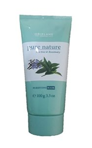 Oriflame Pure Nature Tea Tree & Rosemary Purifying Mask