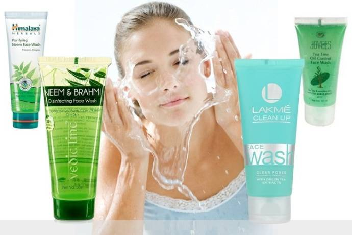 Best Face Washes For Oily Skin - Best face wash for oily skin