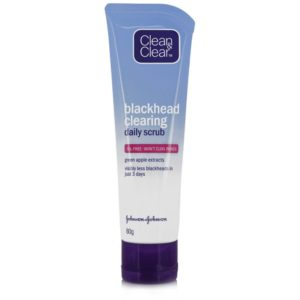 Clean & Clear Black Head Scrub, 80g