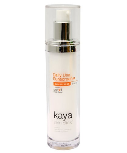 Kaya Skin Clinic Daily Use Sunscreen + Sun Defense SPF-15, 50ml