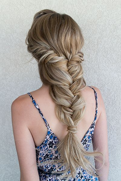 The mermaid braid
