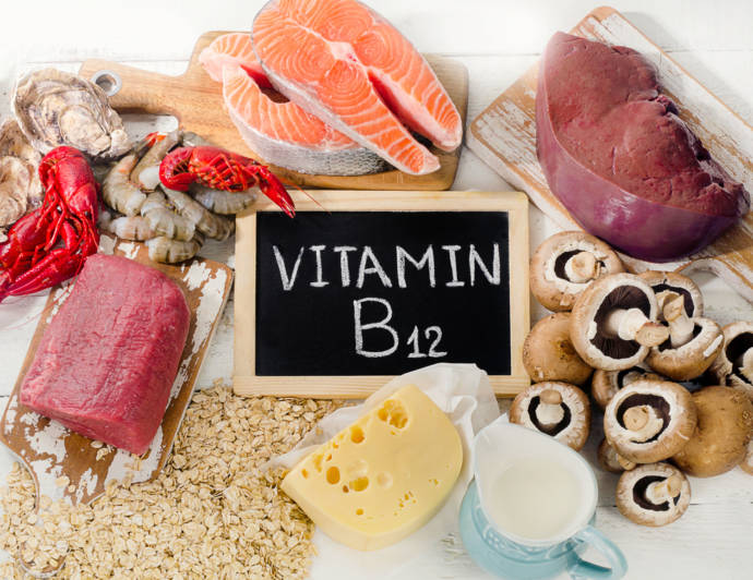 Foods rich in vitamin B12
