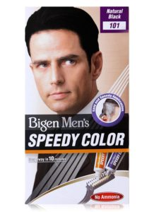 Bigen Men's Speedy Color, Natural Black