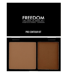 Freedom Makeup London Professional Contour