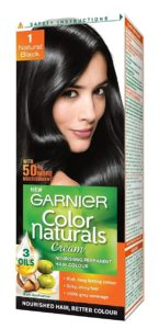Garnier Color Naturals Shade 1 Natural Black