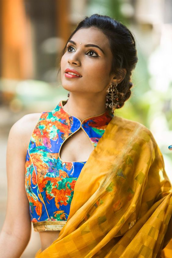 stylish blouse designs latest blouse designs for party