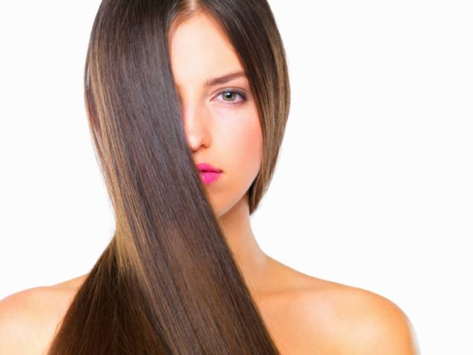 simple tips to get straight hair naturally