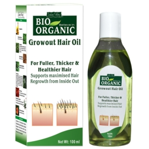 Indus Valley Bio Organic Regrowth Hair Oil
