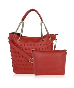 Kleio Designer Spacious Tote Handbag for Women