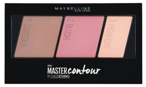 Maybelline New York Face Studio Master Contour Palette, Light to Medium