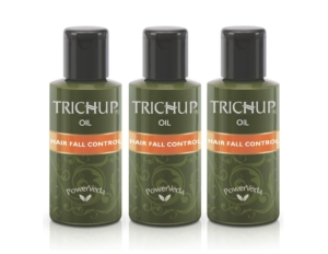 Trichup hair fall control oil combo