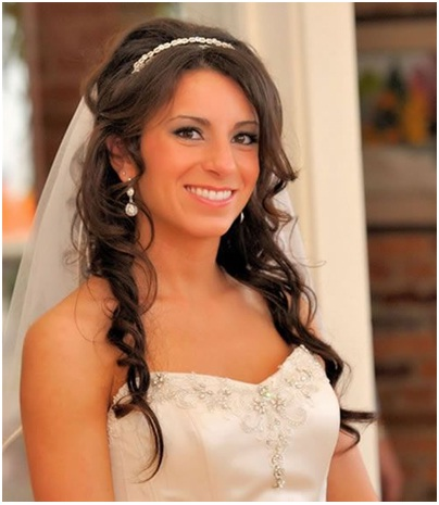 Christian Wedding Hairstyles With Veil - Indian Christian Hairstyles