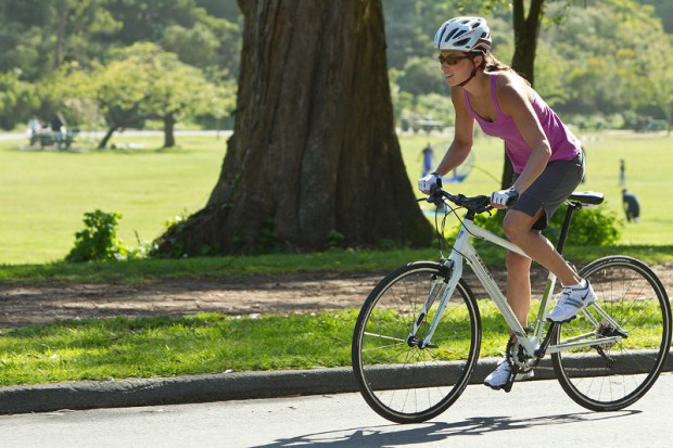 Women & cycling benefits for health