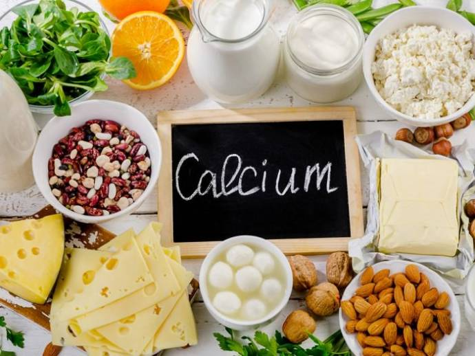 Top Calcium High Foods Men Women