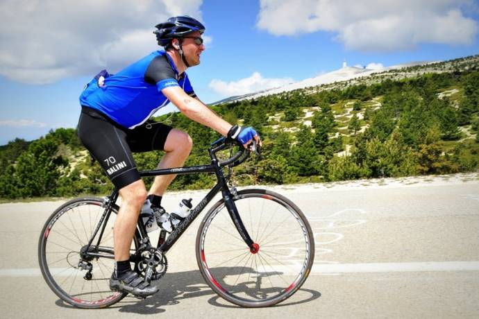 Men & Cycling Benefits For Health