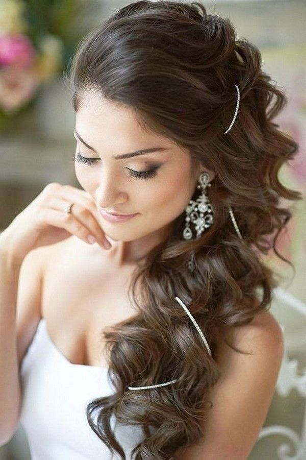 one-side-open-hairstyle-for-wedding
