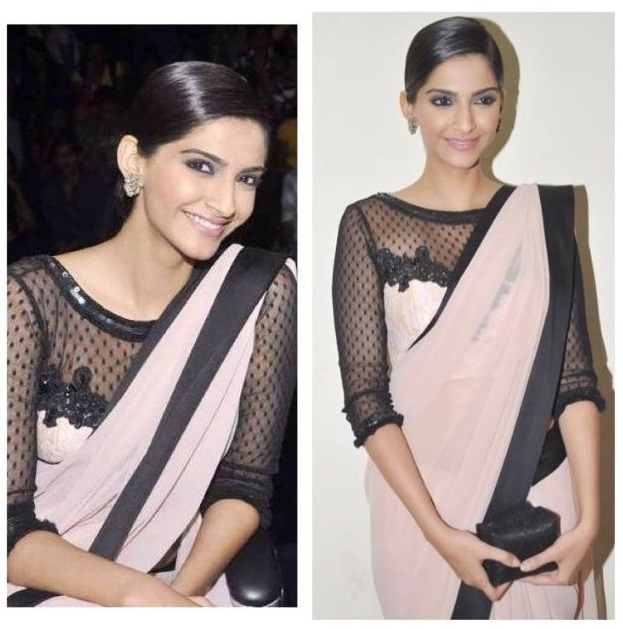black-net-blouse-with-half-opaque-cloth