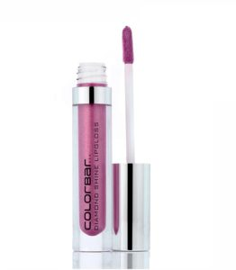 Colorbar Diamond Shine Lipgloss, Vanity Mauve 011