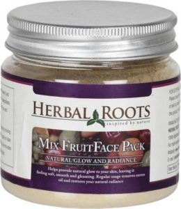 herbal-roots-anti-tan-mix-fruit-pack-glow-skin-hydration