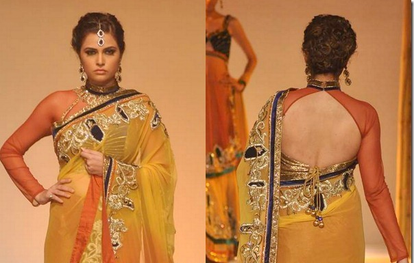 trendy-blouse-designs-for-net-saree