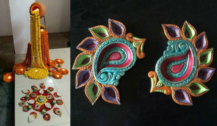 different-types-of-diya-decoration