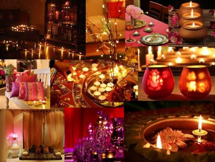 Diwali Decorations In Home Part - 19: Beauty U0026 Health Tips