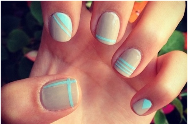 geometrical-nail-art-design