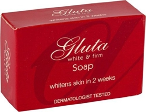 Gluta Whitening Fairness Skin Bathing Soap