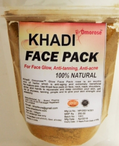 Khadi Anti Tan Face Pack