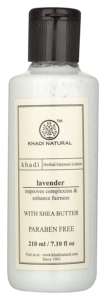 Khadi Lavender herbal fairness lotion