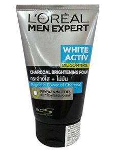 loreal-men-expert-white-activ-oil-control-charcoal-brightening-foam