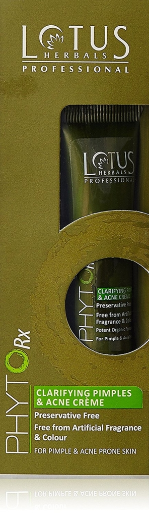 Lotus Professional Phyto Rx Clarifying Pimples and Acne Cream