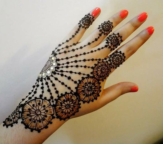 Mehndi Patterns Diwali : Diwali mehndi designs deepawali henna design