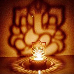 moradabad-handicrafts-shadow-ganesh-ji-tea-light-holder-by-mh