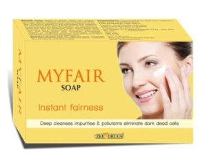 Myfair Instant Fairness Soap